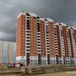 Тучи над ЖК «Домодедово Парк». Летний обзор