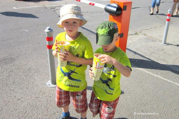 Дети на Дне города