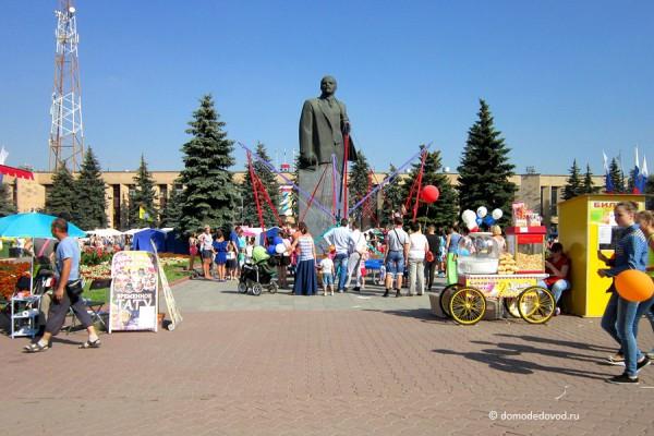 Аттракционы в Домодедово