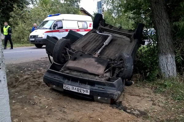 ДТП в Востряково