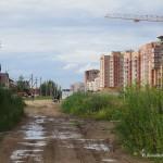 Тупиковые страсти «ремонта» Лунной улицы
