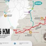 План строительства легкого метро в Подмосковье