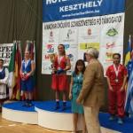 Чумгалакова Юлия из Домодедово— победитель Первенства Европы по боксу среди юниорок