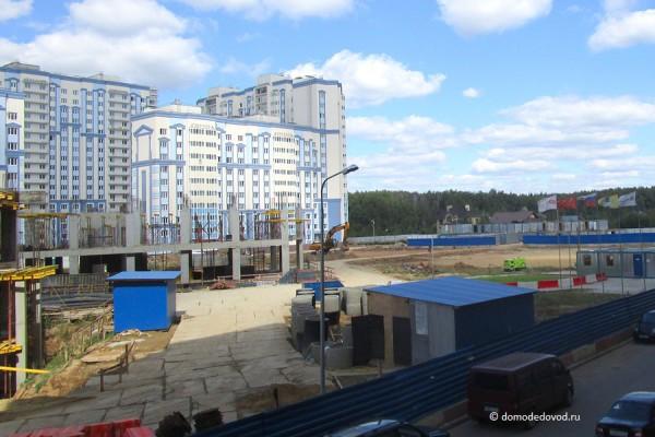 Строительство новой школы