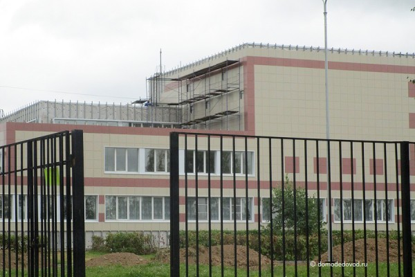 Ремонт первой школы