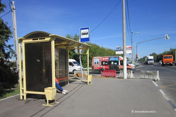 Дорога и тротуар в Южное и Новое Домодедово (40)