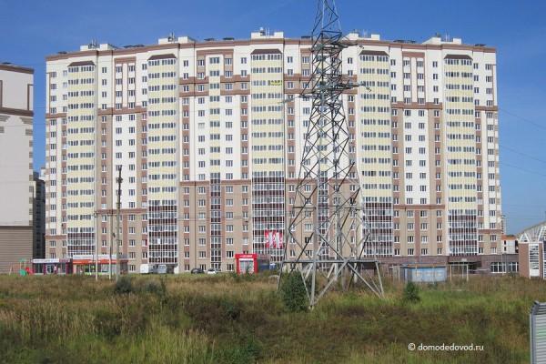 Дорога и тротуар в Южное и Новое Домодедово (16)