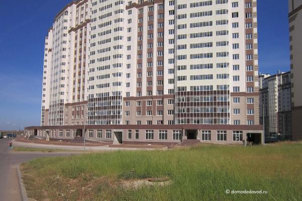Дорога и тротуар в Южное и Новое Домодедово (10)