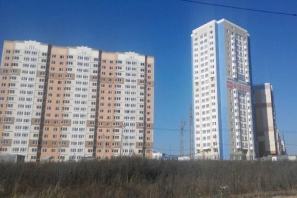 Южное Домодедово. 25.09.2015