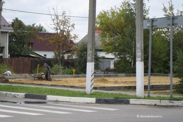 Парковка на ул. Кирова