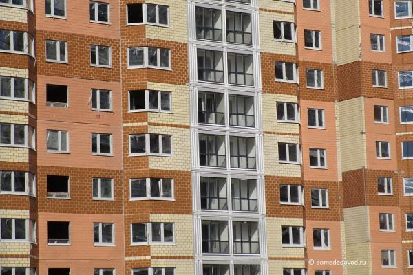 "ЖК ""Южное Домодедово"" Фото 26.09.2015"
