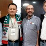 Команда Федерации дзюдо  г.о. Домодедово — участник соревнований в Грозном