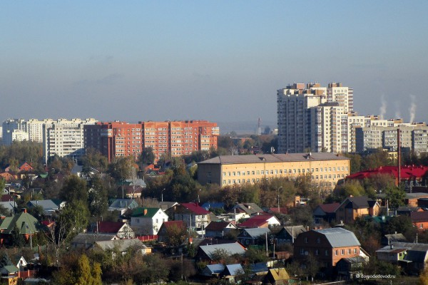 Дома на Советской, поликлиника