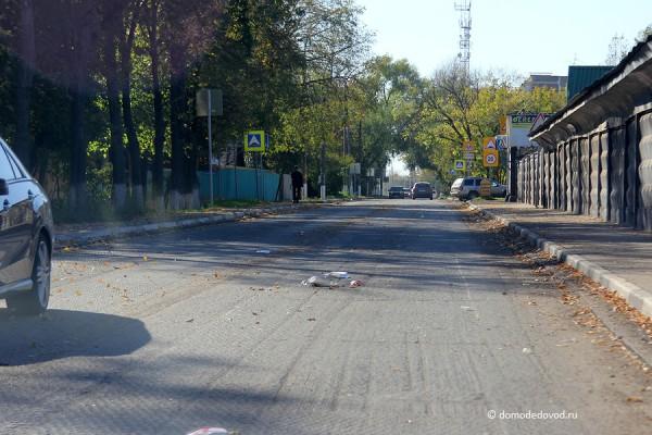 Улица Коломийца