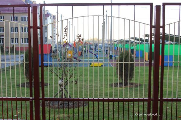 """Детский сад """"Дельфин"""" в мкрн. Авиационный"""