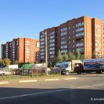 Прогулка с фотоаппаратом по улице Корнеева