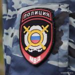 В Домодедово задержан  мужчина