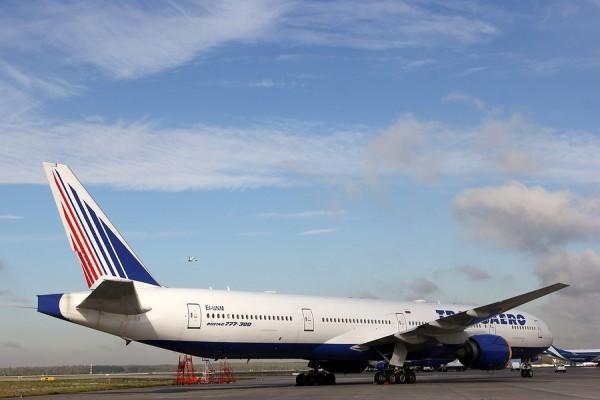"""Боинг 777 """"Трансаэро"""""""