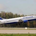 Фотобанк: фотографии самолетов авиакомпании «Трансаэро» в Домодедово