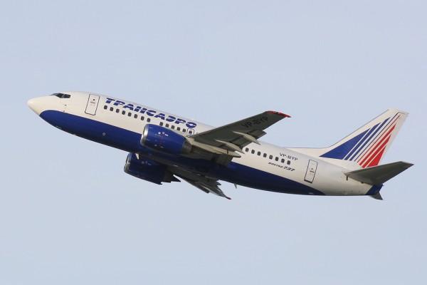 Boeing-737 Трансаэро