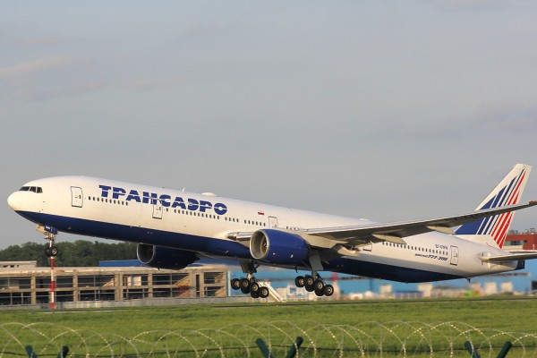 Boeing 777-300 Трансаэро