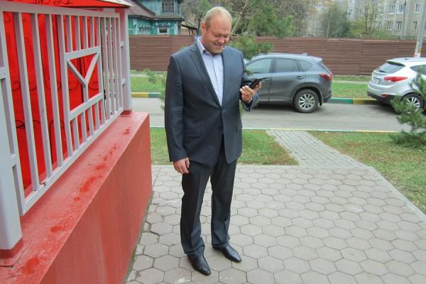 Зверев Виталий Аркадьевич