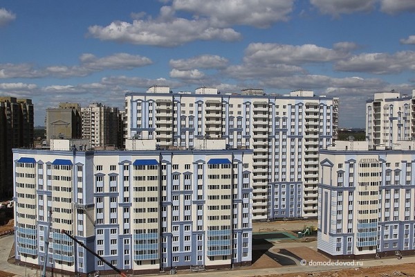 Новое Домодедово корпус 1-9