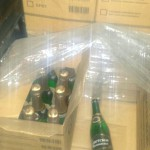 В рамках расследования отравления алкоголем в Домодедово обнаружена фура суррогатного алкоголя