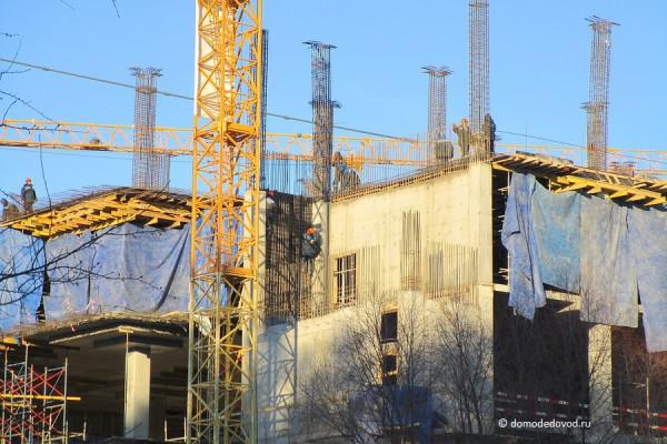 """Многофункциональный комплекс """"Парк"""" на улице Корнеева"""