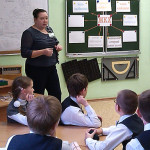 «День ЖКХ» в Востряковской школе №3
