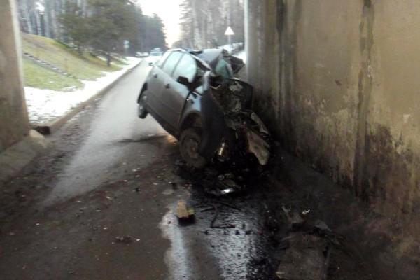 Смертельная авария в Домодедово