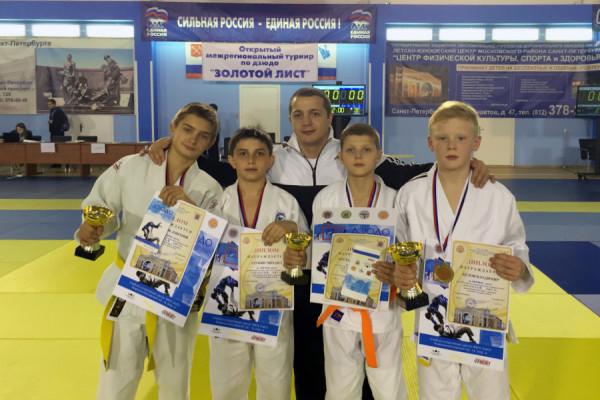 На фото слева направо: Семёнов Дмитрий, Узунян Михаил, Абуладзе Геннадий, Белов Владимир.