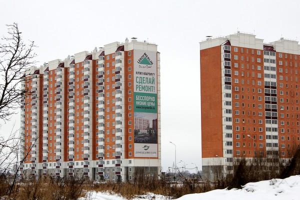 """ЖК """"Домодедово Парк"""""""