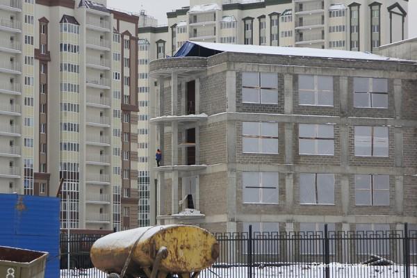 Школа в Новом Домодедово