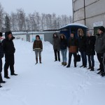 Студенты колледжа познакомились с работой УМВД России по г.о. Домодедово