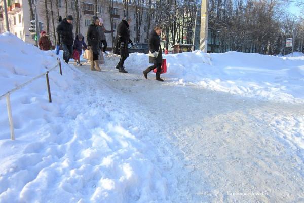 Январская полоса препятствий. Год 2016