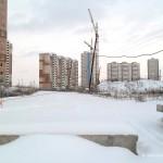 Заснеженное «Южное Домодедово». Январь 2016