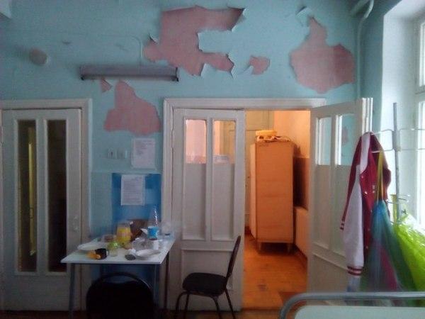 Домодедовская центральная районная больница, инфекционное отделение