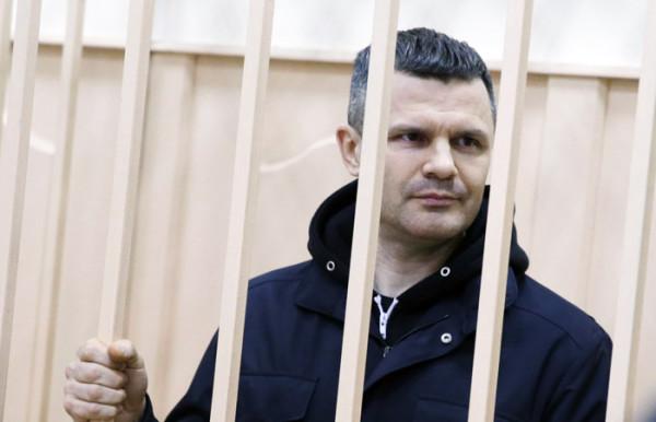 Д. Каменщик в суде. Фото: ТАСС, Артем Геодакян