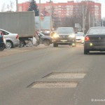 Ямочный ремонт на дорогах Домодедово