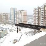 Недострой СУ-155 ЖК «Южное Домодедово». Обзор февраль 2016
