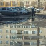 «Паводок» в Домодедово