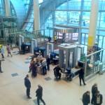 Пропускная способность входных групп аэровокзала Домодедово на 30% превышает отраслевые нормативы