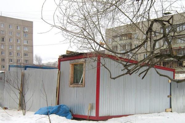 Капитальный ремонт домов на Каширском шоссе