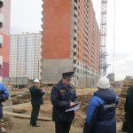 Госадмтехнадзор и Госстройнадзор проверили стройки в Домодедово
