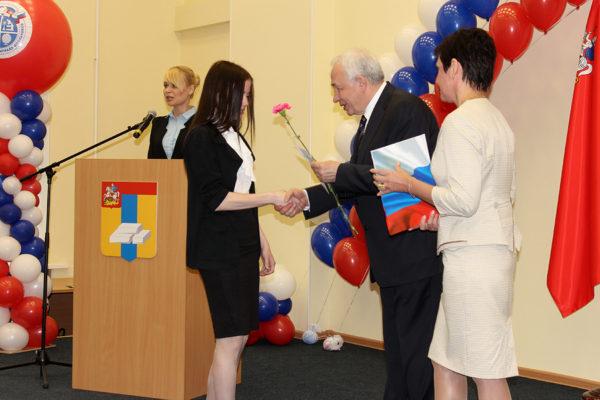 Прием Главы городского округа в честь одаренных детей и талантливой молодежи