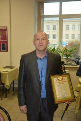 Домодедовские полицейские поздравили ветеранов органов внутренних дел