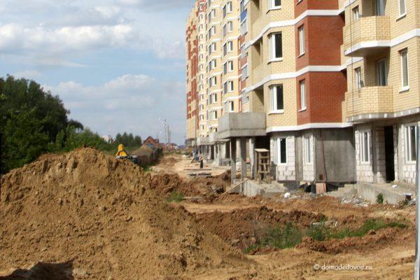 """Обзор новостройки """"Любимое Домодедово"""". Май 2016"""
