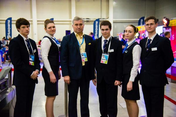"""Студенты """"Московии"""" - призеры национального Чемпионата"""
