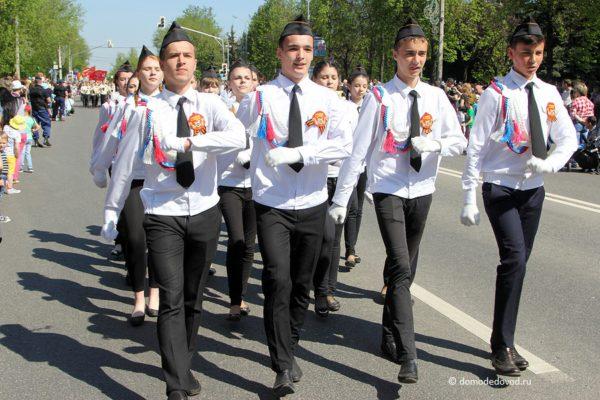 День Победы. Парад в Домодедово (15)